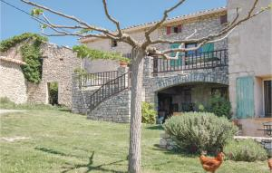 Holiday Home Les Roux 08