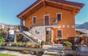 Accommodation in Champdepraz