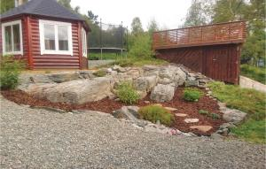 Holiday Home Bjugn with Sauna I, Case vacanze  Moen - big - 26