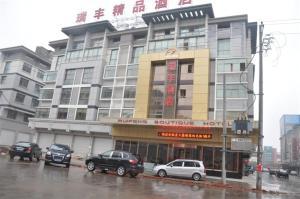 Hostels und Jugendherbergen - Yiwu Ruifeng Hotel