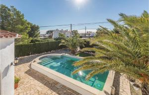 Three-Bedroom Holiday Home in Ametlla de Mar