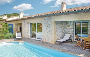 Holiday home Durban Corbieres 77 with Outdoor Swimmingpool