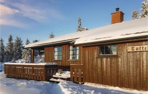 obrázek - Three-Bedroom Holiday Home in Sjusjoen