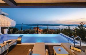 Four-Bedroom Holiday Home in Crikvenica