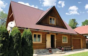 3 hvězdičkový chata Three-Bedroom Holiday Home in Zazriva Zázrivá Slovensko