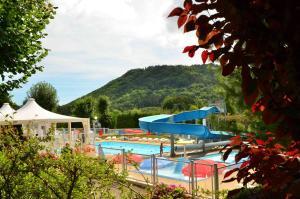 Location gîte, chambres d'hotes Camping L'Europe dans le département Puy de Dôme 63