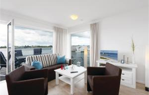 Two-Bedroom Apartment OstseeResort Olpenitz with Sea View 09