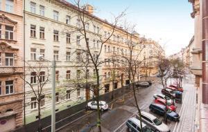 Studio Apartment in Praha 2