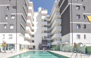 Two-Bedroom Apartment in Miramare Rimini RN - AbcAlberghi.com