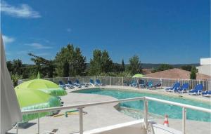 Two Bedroom Holiday Home in Montauroux