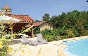 Two Bedroom Holiday Home in Pontcirq
