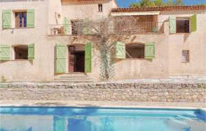 Four Bedroom Holiday Home in Montauroux I 2