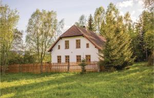 3 star namas Four-Bedroom Holiday Home in Volary Volary Čekija