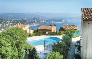 Accommodation in Théoule-sur-Mer