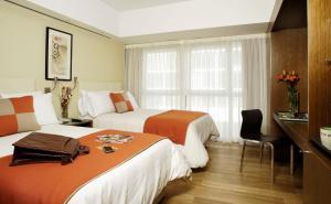 Regente Palace Hotel, Отели  Буэнос-Айрес - big - 55