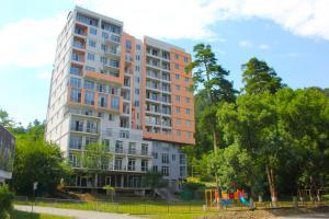 Borjomi-Likani Premium Apartments, Apartmány  Bordžomi - big - 49