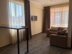 Borjomi-Likani Premium Apartments, Apartmány  Borjomi - big - 14