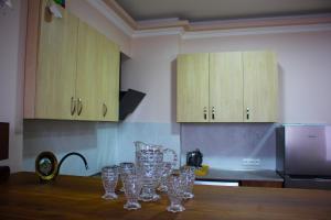 Borjomi-Likani Premium Apartments, Apartmány  Borjomi - big - 22