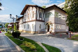 Отель Виктория, Трускавец