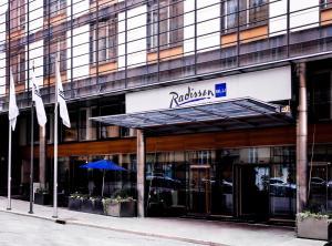 Radisson Blu Plaza Hotel, Helsinki (9 of 82)