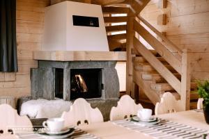 Chaty pod Śnieżką