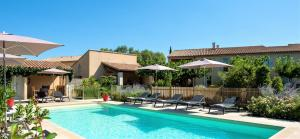 Accommodation in Maussane-les-Alpilles