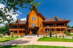 Мини-гостиница Боярский двор, Даховская