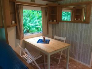 Cosy Caravan on the Preseli Mountains