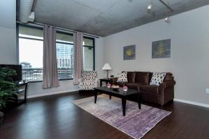 . Retreat to Charming Downtown Flat