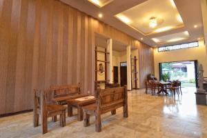 Villa Kendi, Комплексы для отдыха с коттеджами/бунгало  Kalibaru - big - 12