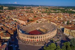 L'Arena dietro l'angolo, 37121 Verona