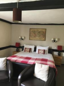 The Row Barge Henley, Отели типа «постель и завтрак»  Хенли-он-Темс - big - 6