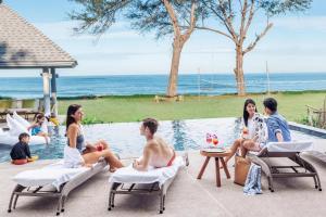 Twin Villas Natai South - 5 Bedroom Luxury Beach Front Villa