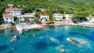 Seaside holiday house Okuklje, Mljet - 4943