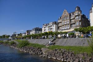 Rheinhotel Loreley - Superior, Hotels  Königswinter - big - 10