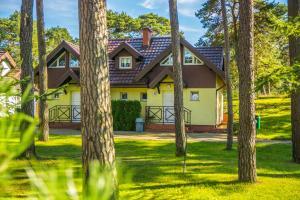 Domy Apartamenty w sosnowym lesie Całoroczne