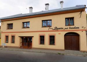 Penzión pod hradom Gelnica - Hotel