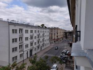 Dwupoziomowy apartament w centrum starego miasta