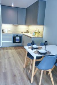 Hubertus apartment New Modern City Apartment