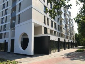 Apartamenty City /Wyspa Solna/