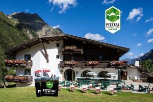 Natur Residenz Anger Alm - Adults only - Hotel - Sankt Leonhard im Pitztal