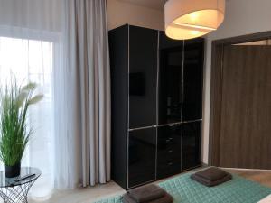 Apartament LUX Green basen SPA Pięć Mórz Sianożęty