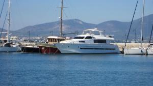 Yacht aus Deutschland, 25 Meter