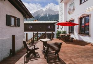 Gasthof Höhenrain - Hotel - Grainau