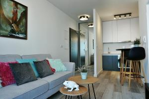 Apartament Mogilska Tower