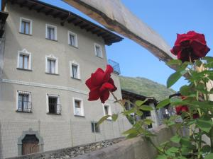 Accommodation in Bianzone