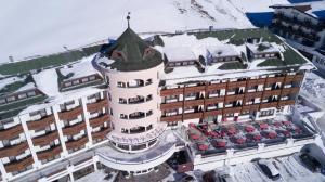 Sporthotel Kühtai - Hotel - Kühtai-Sellraintal