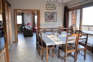 Chalet du MONT-BLANC - Hotel - Domancy