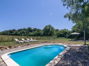 Spacious Holiday Home with Private Swimming Pool in Arfons photos