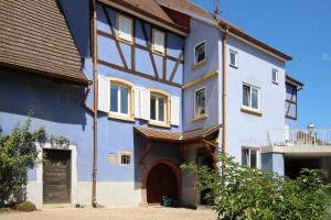La belle alsacienne - Route des vins d'Alsace